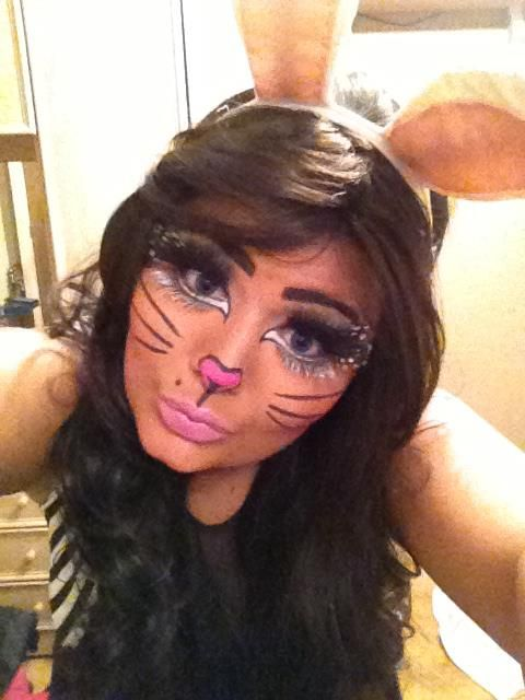 28 best Halloween 2014 images on Pinterest | Bunnies, Drawings and ...
