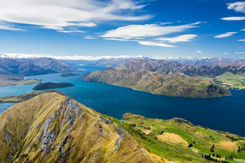 Fly & Drive in Nuova Zelanda: avventura romantica Islands Viaggi