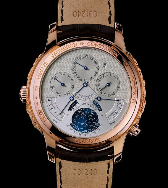 Vacheron Constantin ... the back / inside.