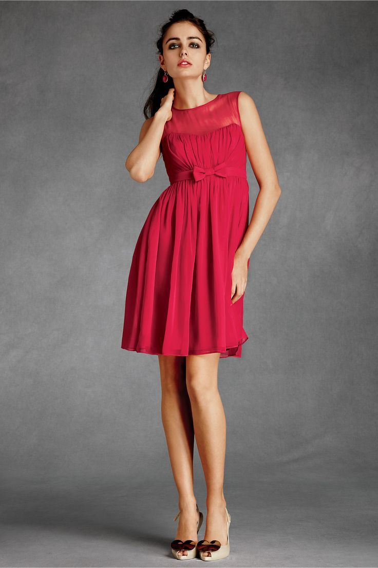 25 best bridesmaids dresses images on pinterest boyfriends cool junior bridesmaid dresses ignore the colour of this raspberry bridesmaids dress i thought the ombrellifo Images