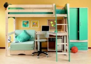 Scallywag High Sleeper Bed
