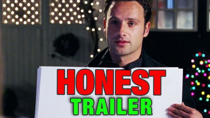 Screen Junkies has created an honest movie trailer (previously) for the Christmas-themed romantic comedy film Love Actually. Ring in the holiday season by revisiting the darkest, most depressing ro...
