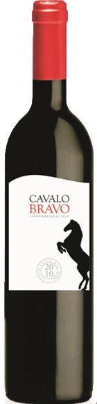 Parras - Cavalo Bravo - Castelao, Trincadeira, Aragonez - Alentejano, Portugal - Vinthousiast, Rupelmonde (Kruibeke) - www.vinthousiast.be