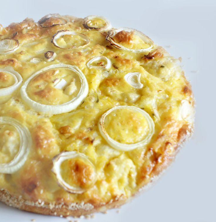 Gâteau de chou-fleur d'Ottolengi