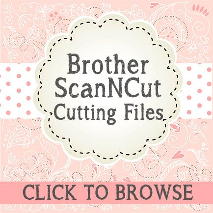 brother scan n cut cutting files