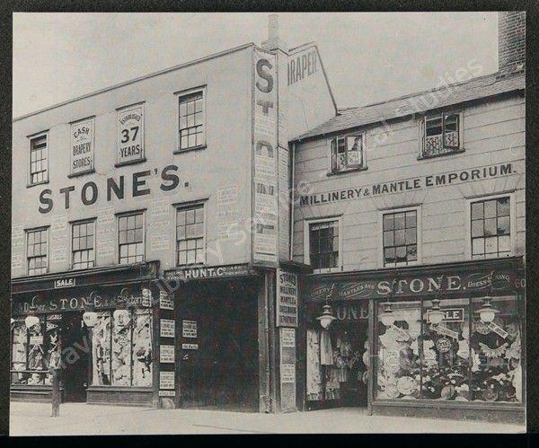 Stones, Romford
