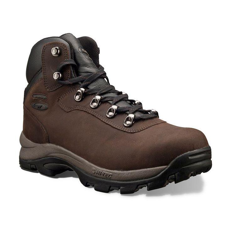 Hi-Tec Altitude IV Men's Waterproof Hiking Boots, Size: medium (10.5), Brown