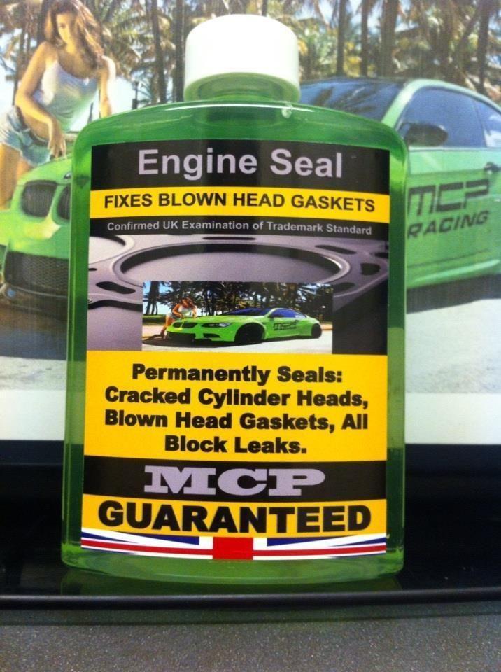 Head Gasket Sealant Mcp Permanent Sealer 800ml Petrol Diesel For 6 Cylinders Mcp Steel Seal Seal Engineering