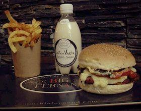 Burger Day - La recette du Philibert de Big Fernand