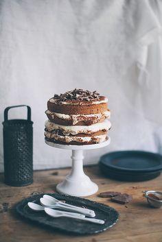 Tiramisu cake  - Call me Cupcake