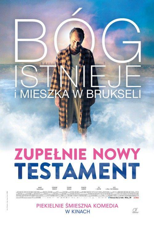 tytuł: Zupełnie Nowy Testament reżyseria:Jaco Van Dormael
