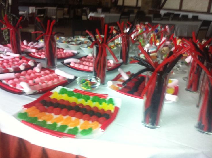 Gominolas4, en nuestra Gala de fin de Año hotel el Aguila & Velagua