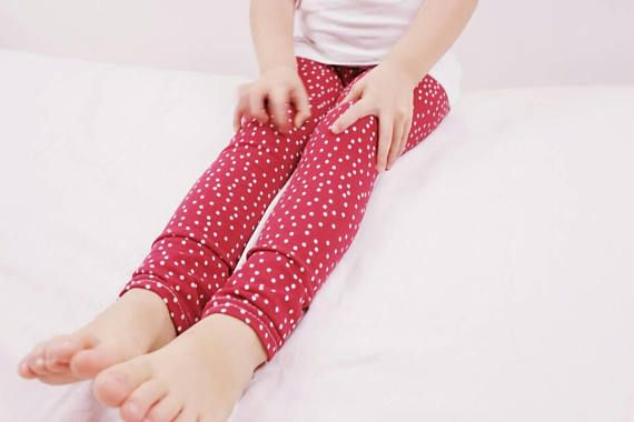 Check out this item in my Etsy shop https://www.etsy.com/uk/listing/562037529/organic-leggings-red-polka-dot-baby