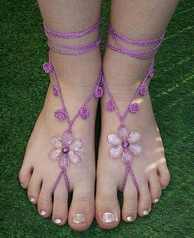 Zapatos descalzos