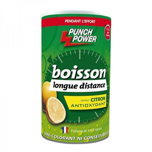 La Boisson Longue Distance apporte l'énergie nécessaire pour la contraction musculaire pendant l'effort, les protéines et BCAA pour limiter le phénomène de protéolyse.