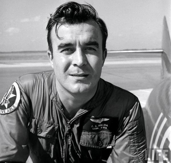 Navy.Togetherweserved.com - Timeline of LCDR John Joseph Magda