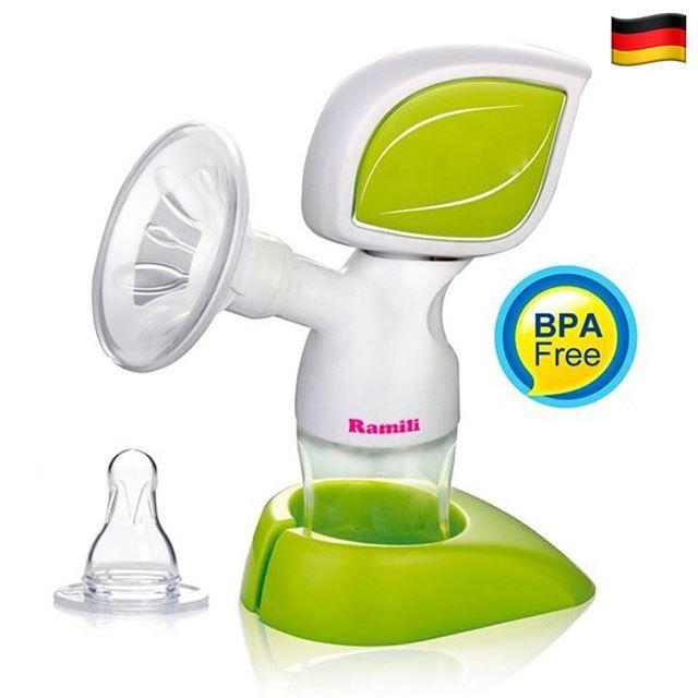 #ramili ramilibaby elektrischemilchpumpe milchpumpe #baby breastpump #🇩🇪