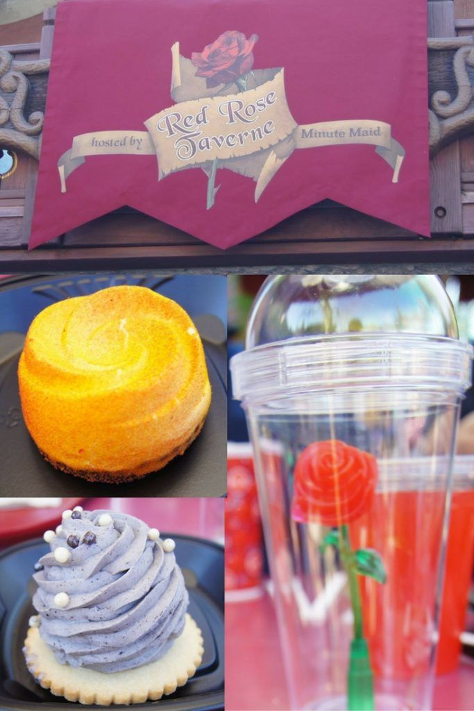 Special Beauty and the Beast Items at Disneyland Park for a Limited Time Only