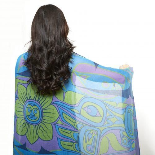 The Hummingbird Voile Scarves