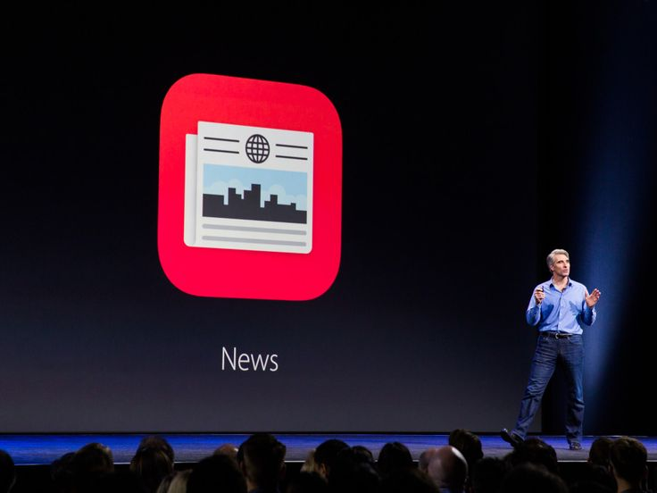 Come one, come everyone to Apple News.