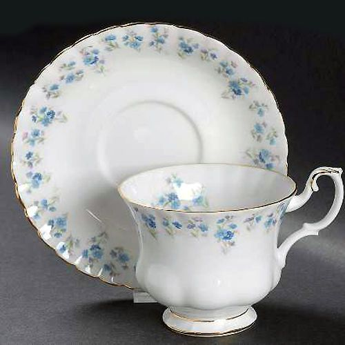 66 Best Images About Blue Royal Albert Patterns On