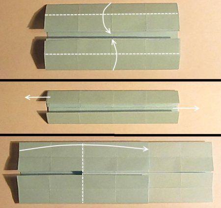 как сделать волчок из бумаги