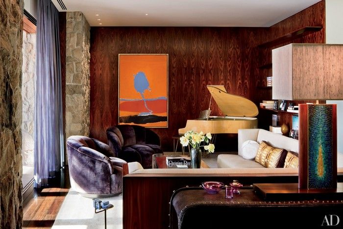 Inside the Most Stylish Celebrity Homes | #celebrityhomes #homedecor #elegant #modernhomes #GiseleBündchenhome #jenniferanistonhouse #topinteriordesign