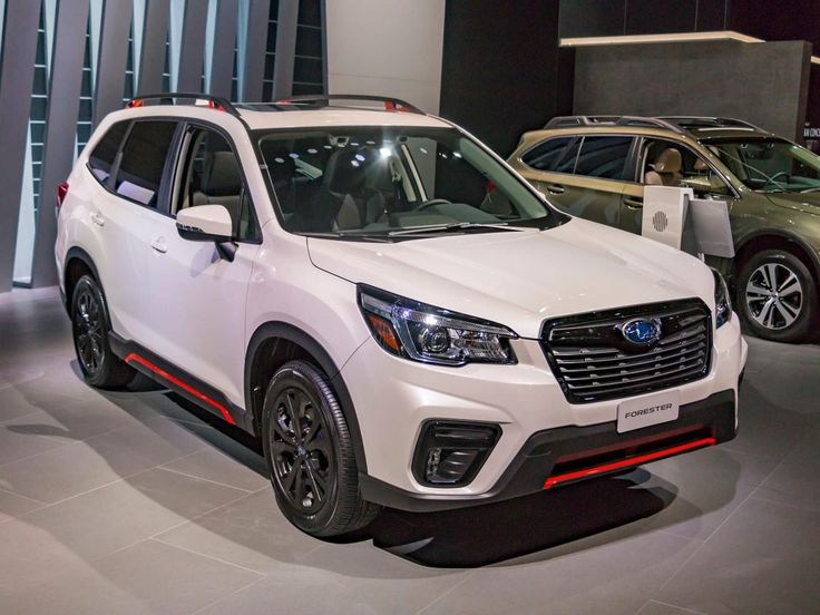 Maybe the 2021 Subaru Forester does not bring much new in