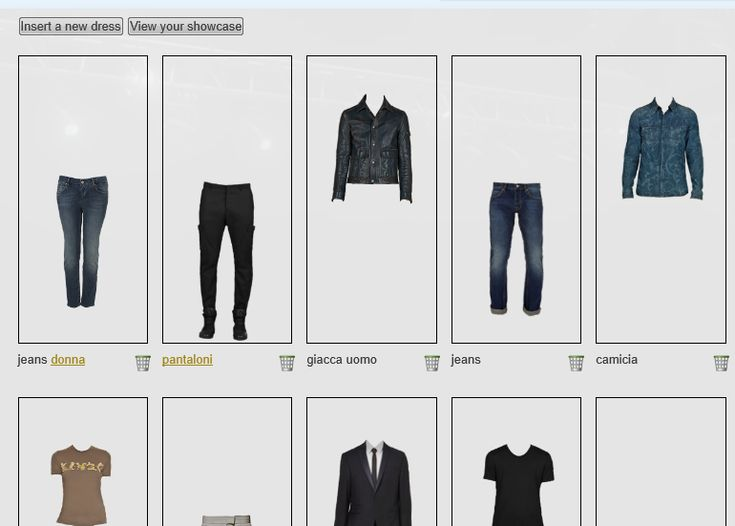 Every fashion company and boutique can now own their own virtual fitting room for free. Use the Modalines web application that lets people try your clothes on in a most realistic way of dressing online yet.   www.modalines.com