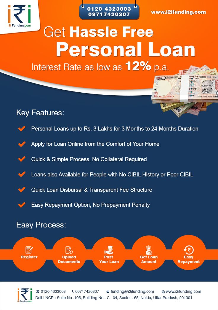 Get Hassle Free Personal Loan Interest Rate Low As 12 Loans - personal loan forms free