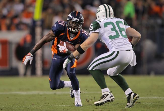Jim Leonard Looking to Prove Himself Again with the Denver Broncos in Preseason