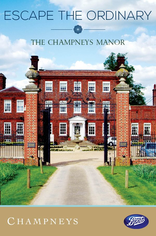 Our next vacation has got to be to the Champneys Henlow Health Spa in the UK. So gorgeous!