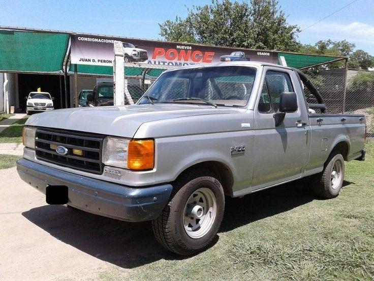 FORD F-100 XL 1988, Motor Perkins 4 potenciado, SEGUNDA MANO cobertor. Muy buena camioneta. Precio de contado $145.000, recibo utilitario t...125051618
