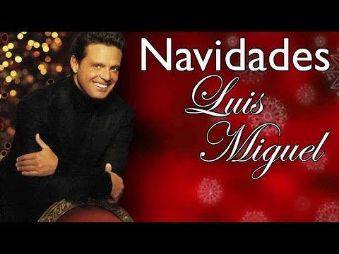 Luis Miguel - Santa Claus Llego A La Ciudad (Official Music Video) - YouTube