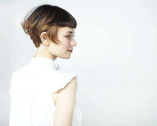 HAIR CATALOG.JP Double SHORT
