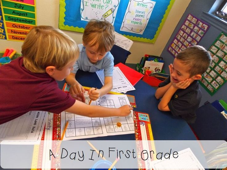 A Day in First Grade | Why should I use Cooperative Education in my classroom?
