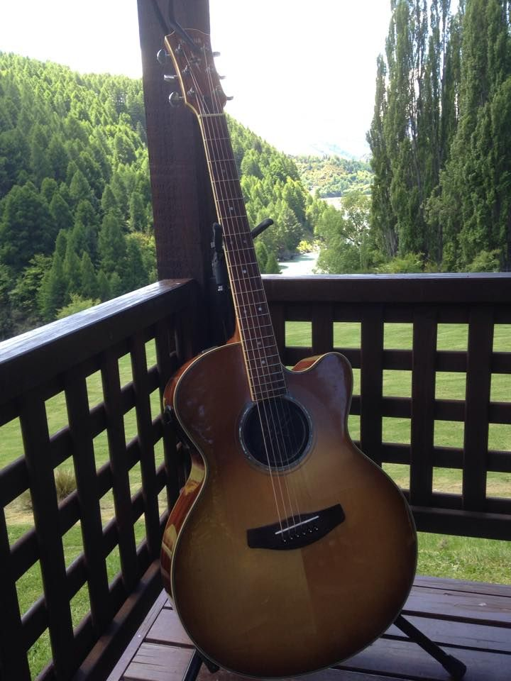 What a setting for some wedding music #queenstown #Newzealand #weddingband http://bit.ly/1z7HR3u