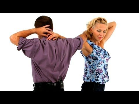 How to Do the Bow Tie | East Coast Swing | How to Swing Dance - YouTube ***very thorough instructions***