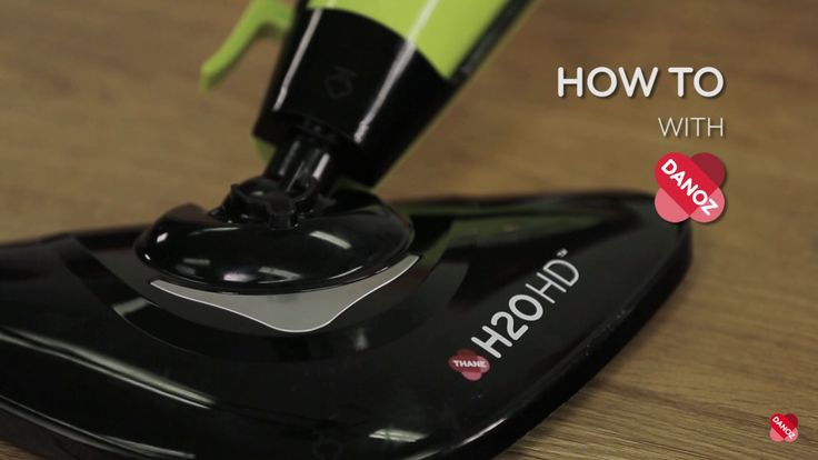 How To - Attach your H20 HD Steam Mop Head! #danoz #danozdirect #howto #H20HD