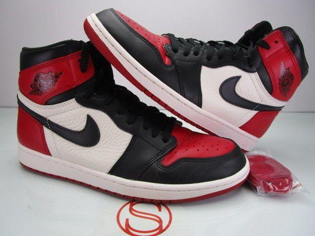 501dfbfd6057a0 Details about Nike Air Jordan 1 Retro High OG I Game Royal White ...
