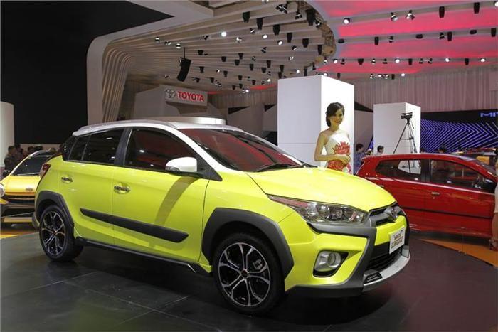 Bocoran Spesifikasi Toyota Yaris Heykers, Tidak Cuma Make-Up