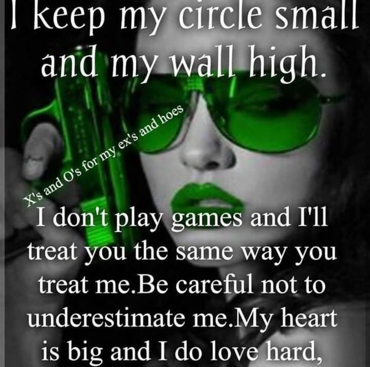 Keeping My Circle Small Quotes Golfclub