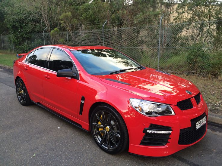 My New Red Beast!