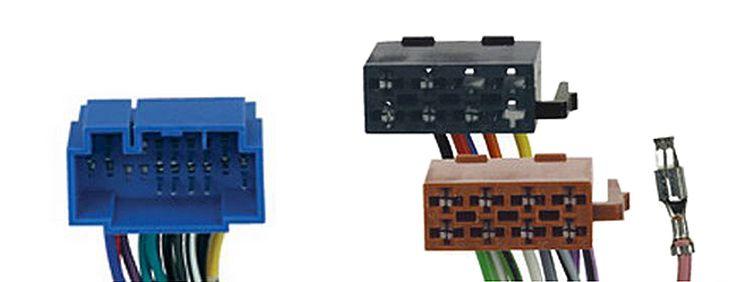 Caliber ISO connector Fiat / Honda / Opel / Suzuki  Description: Met de Caliber ISO connector RAC1701 sluit je eenvoudig je autoradio en speakers aan. De ISO connector klik je in het originele stekkerblok van je auto. De connector bestaat uit een voeding- en speakeraansluiting. Deze ISO connector is geschikt voor:Fiat Sedici vanaf bouwjaar 2006 HondaAccord bouwjaar 1998 tot 2008 Civic bouwjaar 1995 tot 2005 CR-V bouwjaar 1997 tot 2006 Element vanaf bouwjaar 2003 Fit bouwjaar 2001 tot 2007…