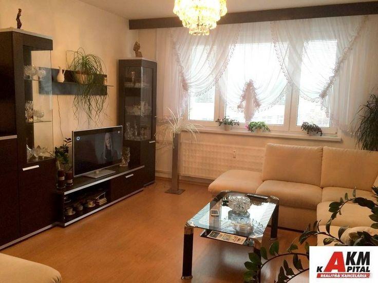4 izbový byt s balkónom exkluzívne prerobený, Čadca, na predaj
