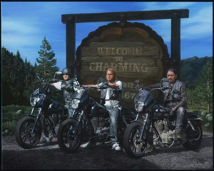 charming sons of anarchy and sons