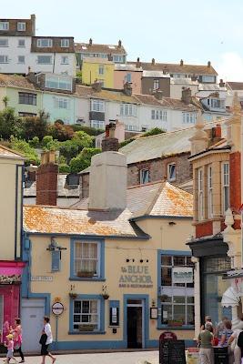 Brixham, Historic Fishing Town, Devon, UK