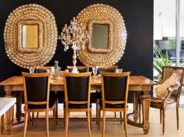 White And Gold Dining Chairs: Best 25+ Gold Dining Rooms Ideas On Pinterest