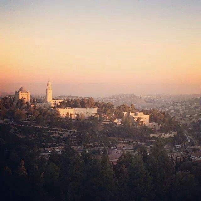 View of Jerusalem, Israel