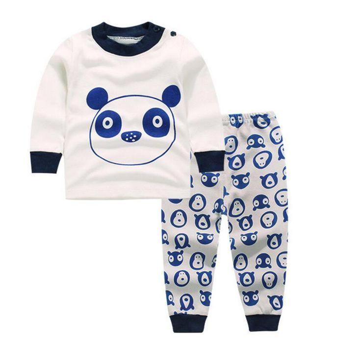 $5.26 (Buy here: https://alitems.com/g/1e8d114494ebda23ff8b16525dc3e8/?i=5&ulp=https%3A%2F%2Fwww.aliexpress.com%2Fitem%2F2-Piece-Baby-sleep-set-Panda-pajamas-nightdress-nightgown-shirt-pants-Children-s-pajamas-for-Boy%2F32787091286.html ) 2 Piece Baby sleep set Panda pajamas nightdress nightgown shirt pants Children's pajamas for Boy costume infant girl sleepwear for just $5.26